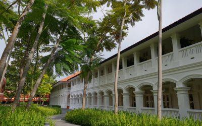 Capella Sentosa, Singapore